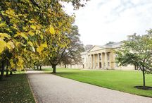 Downing College / Discover the grounds and buildings of Downing College, one of the many Colleges that make up the University of Cambridge! This is where students live and study during the day and the College is really a vibrant and welcoming community.