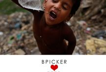 Bpicker Feed / Bpicker feed is charity program by Bpicker Team which is charity work that helps helps people those who are suffering from starvation