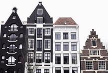 dream city. buildings.