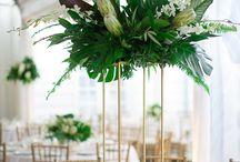 Wedding tropical