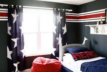 G's room / by Tisha K.