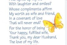 for my husband / by Gina Diaz