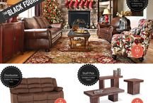 BLACK FRIDAY / Shop the Black Fourday Sale at Furniture Row. Savings continue from Black Friday straight through to Cyber Monday with doorbusters, coupons, and discounts on everything in every store! (11/27-30 only)  / by Furniture Row