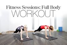 #FitnessSessions / Videos de ejercicio que puedes hacer en casa
