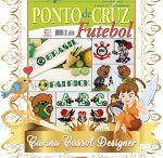 (Revistaria) / Revistas pela Editora Bordados Modernos que contém meus projetos gráficos.