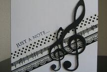 muziek / muzieknoten