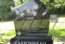 Upright Monuments & Designer Memorials / Since 1909, J.B. Newall Memorials has been bringing years of experience to the process of creating a proper tribute to the life and legacy of your loved ones.