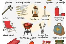English: Voca Camping