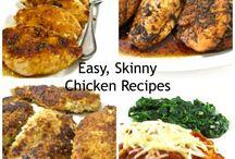 Yummy Chicken & Turkey Recipes