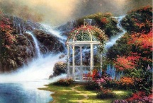 Thomas Kinkade  / by Ilene Pipes