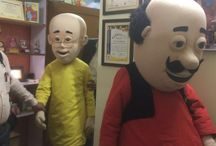 Turning the Fantasy World into Reality! / The Kids at Kidzee Indira Nagar, Lucknow had a ball of a time interacting with Motu Patlu. Catch an exclusive glimpse of the fun filled day.