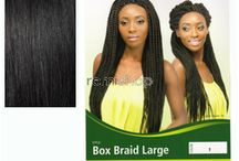 Remishop Braided Wigs / Already braided wigs - mostly lace front wigs