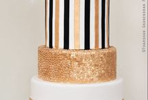 Edward Gorey Wedding Cakes
