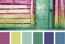 Colors / Inspiration of beautiful Colors