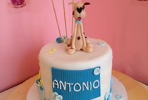 Baby cakes / My faboulos cakes for little prince and princess