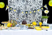 {BUMBLE BEE} baby shower