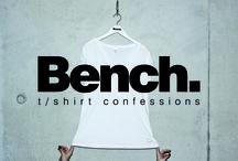 Bench T/Shirt Confessions / WAS MACHT DICH EINZIGARTIG? Zusammen mit der Künstlerin ahleyana sind wir dieser Frage im Rahmen einer Art Collaboration nachgegangen. 22 Bench People haben wir in einem Interview die gleichen Fragen gestellt und uns auf die Suche nach ihren Eigenheiten, Macken und eben ihren Confessions gemacht. Eben diese Statetments haben wir einer Limited Edition auf T/Shirts festgehalten. http://www.bench.de/blog/bench-tshirt-confessions/   / by Bench