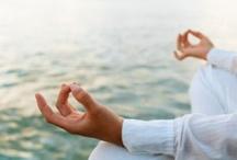 Self-Centered / self-preservation through om, zen and buddha