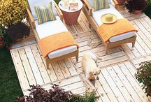 Outdoor decor / by Cindy Holmes