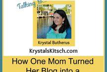 *blogging*