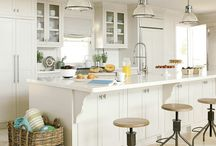 Design: Kitchens / by Amelia Laster