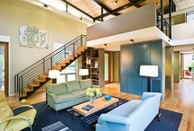 cool home ideas / by Monica Manning