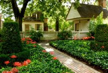 Colonial Williamsburg  / by Fran Gremaud