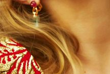 ♥♥ Colour ~ RED & GOLD ♥♥