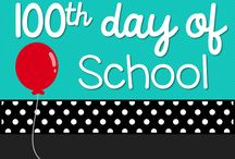 100th Day of School / I deas for celebrating the 100th Day / by Michelle Lanning