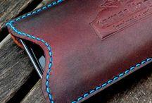 Tomas Linger / HandMade leather work
