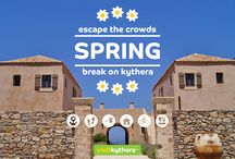 escape the crowds // spring break on kythera 2014 / The photo campaign of Kythera for the spring season 2014. Enjoy the colors!