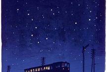 Railway by Jiri Bouda