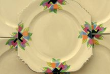 vintage china / vintage china from the 20s, 30s and 40s