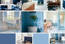 MOODBoards for bathrooms / Made to measure and customized shower enclosures.