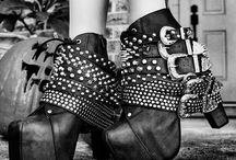 Kickin Kicks: Booties / by Jessica Marcotte