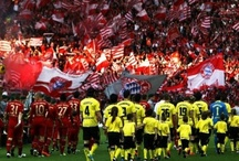 Bayern Munchen vs. Borussia Dortmund / Come with us to the Champions League final in England. Check our website.