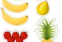 Фрукты и овощи - еда