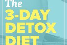 diet /detox - must do!