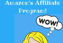 Amazon Affiliate Marketing / Amazon affiliate marketing tips and techniques to help you skyrocket your income from your niche site or blog!