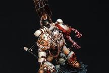 Warhammer 40000 Pkaguebone