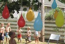 nápady léto na zahradě