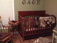 Ryder James Nursery / Nursery Ideas.