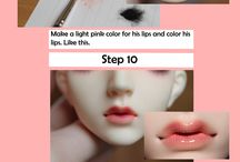 BJD how to's