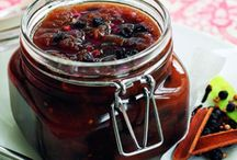 Preserves, relishes and pickles
