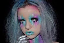 @ KimberlyMargarita Makeup (Colour Creep)
