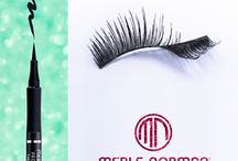 Eyebrows & Lashes /  Brows & Lashes that wow and what to use to get them