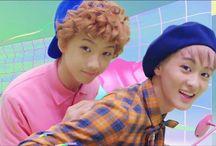 MARK and Jisung♥♥