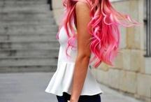 Hair styles etc.