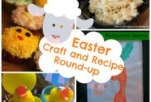 Easter Recipes and Crafts / Easter themed recipes, crafts, and more!