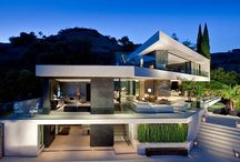 Luxury Modern Architecture / Awesome modern houses